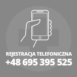 rejestracja telefonicnza